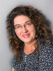 Portrait von Iris Dieberitz